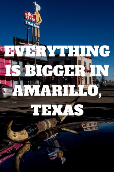 Amarillo Big Texan Pinterest