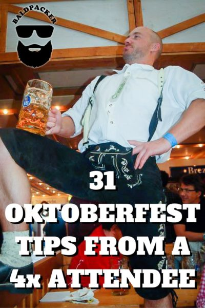 Oktoberfest Tips Munich Pinterest