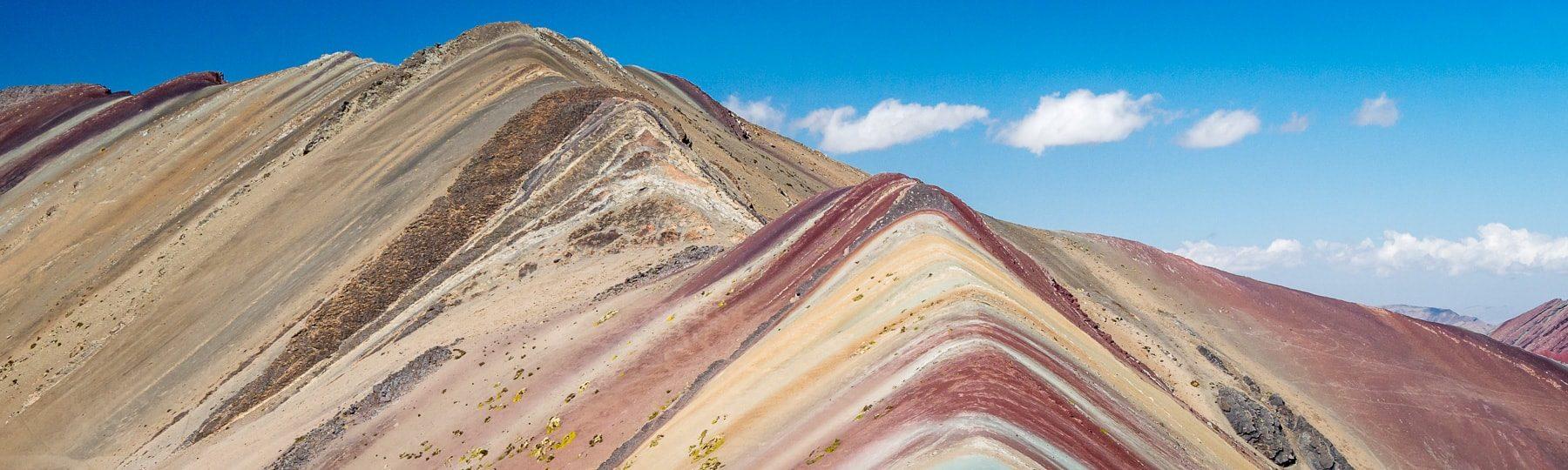 Rainbow Mountain Peru Cusco