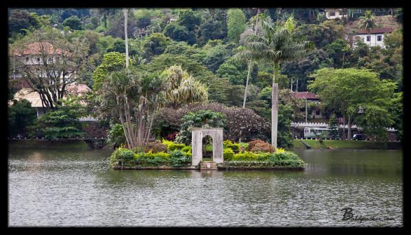 Lake in Kandy