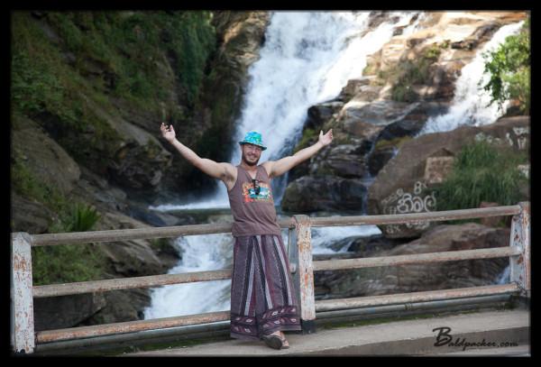 Ella to Tangalle Waterfall