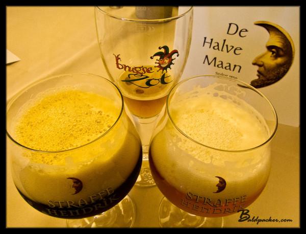 Bruges De Halve Maan Brewery