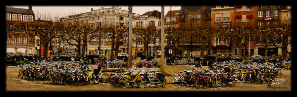 Bicycles Bicycles Bicycles