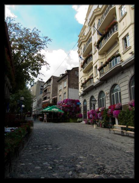 Skadarska Street Belgrade