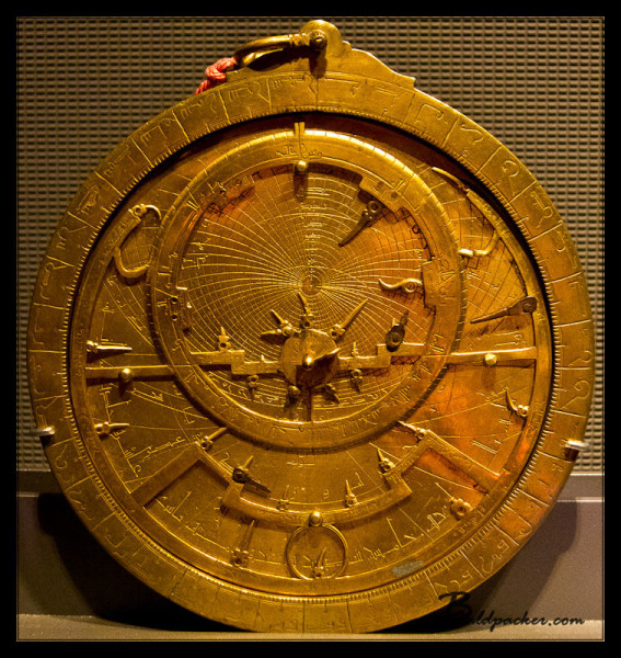 Islamic Astrolab