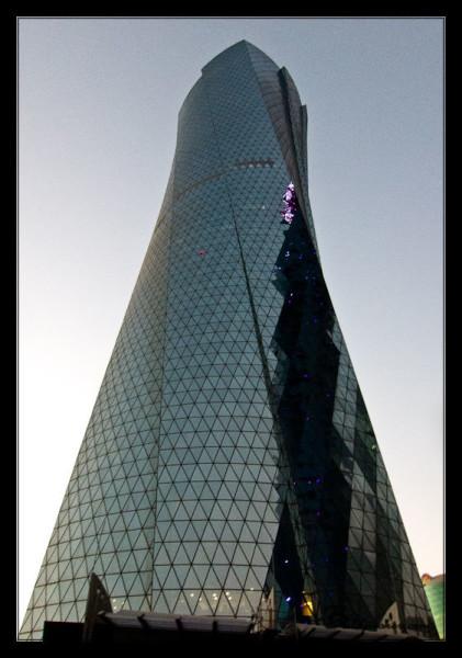 Al Bidda Tower, Doha