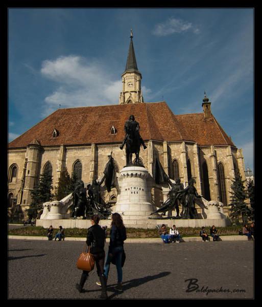 Cluj's St. Michael's Church