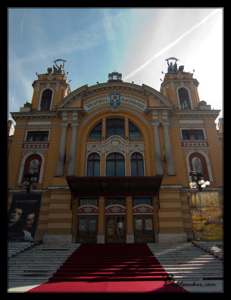 Cluj National Theater