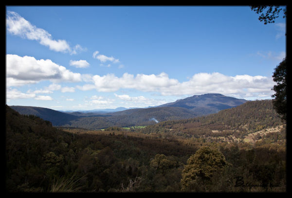 Spectacular Tasmanian Views for Breakfast
