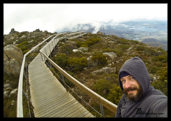 Mount Wellington Summit Boardwalk