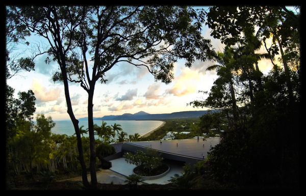 Island Point Road Lookout Over Four Mile Beach - Port Douglas