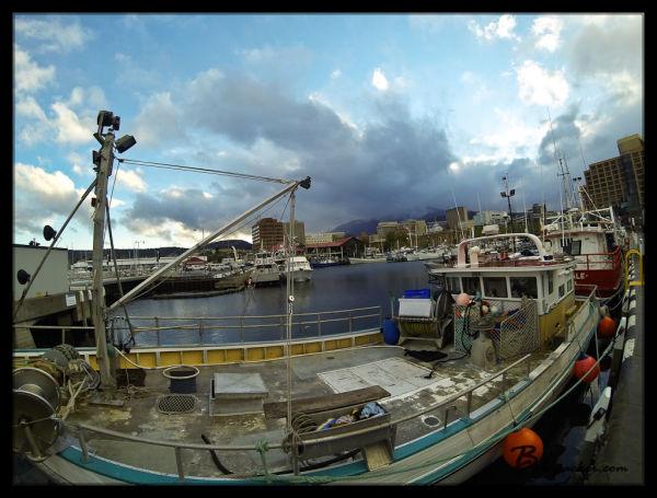 Hobart Harbour, Tasmania