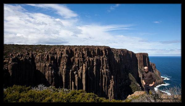 Cape Raoul Cliffs