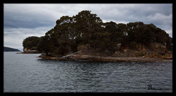 Island of the Dead, Port Arthur