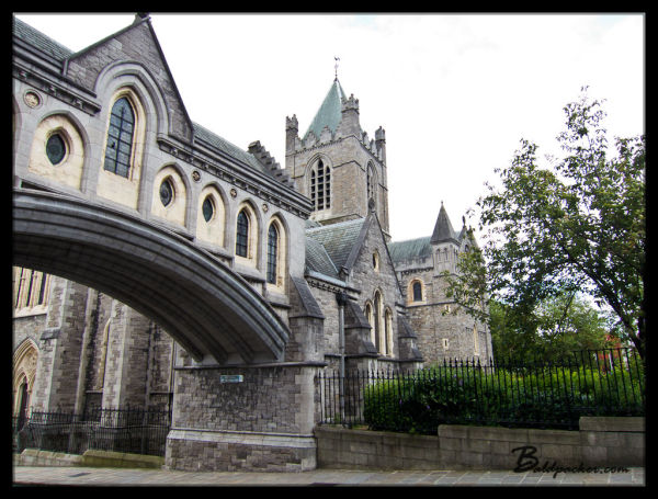 Flying Bridge of Christ Church Cathedral