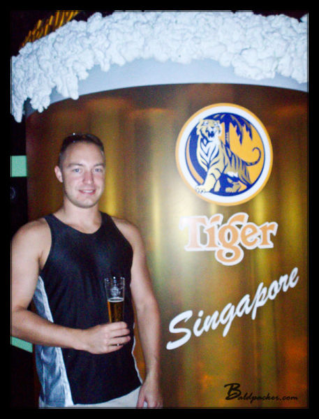 Singapore Tiger Brewery Tour