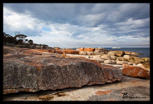 Rocks in Bicheno