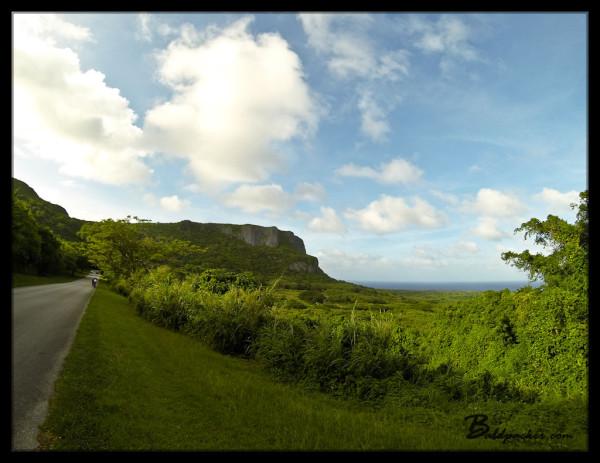 Mountain Bike Tour Saipan