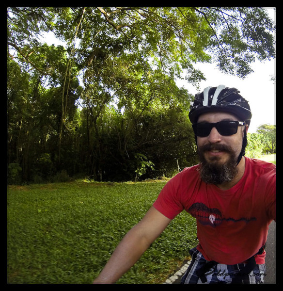 Mountain Biking Saipan