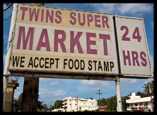 We Accept Food Stamps - Everywhere!!!