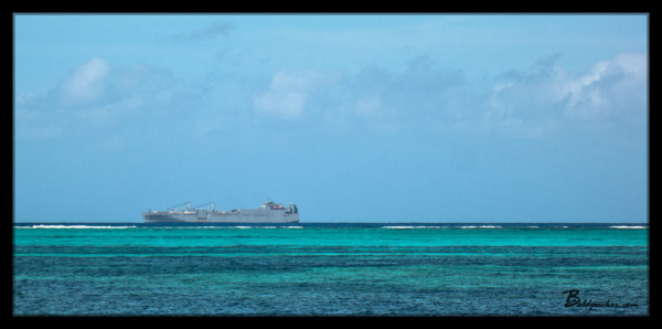 Offshore Naval Vessel - Saipan