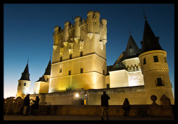 Alcazar of Segovia / Segovia Castle