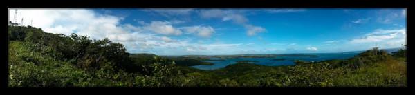 Panoramic Views over Yap