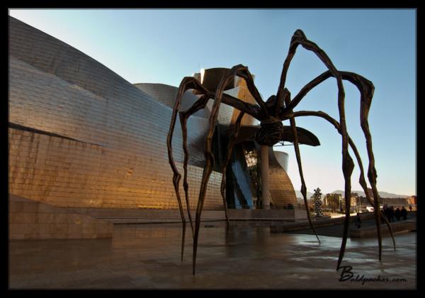 Giant Spider, Guggenheim Museum, Bilbao