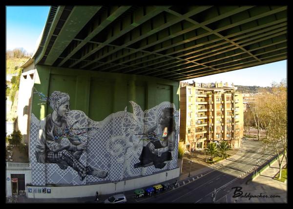 Underpass Art, Bilbao