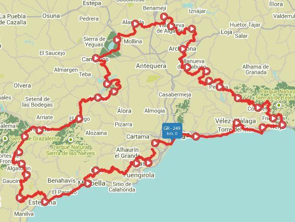 La Gran Senda de Malaga (The Great Malaga Path)
