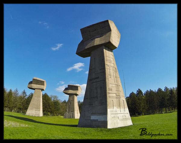Bubanj Hill Holocaust Memorial, Nis