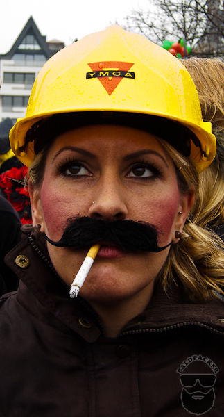You Can Party Harder in Disguise - Cologne Carnival