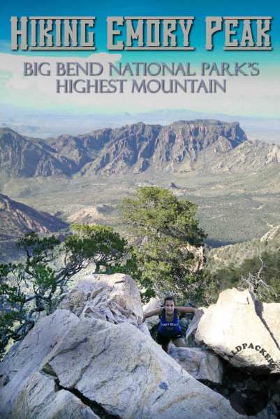 Hiking Emory Peak