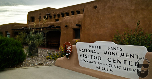 White Sands National Monument Visitor Center
