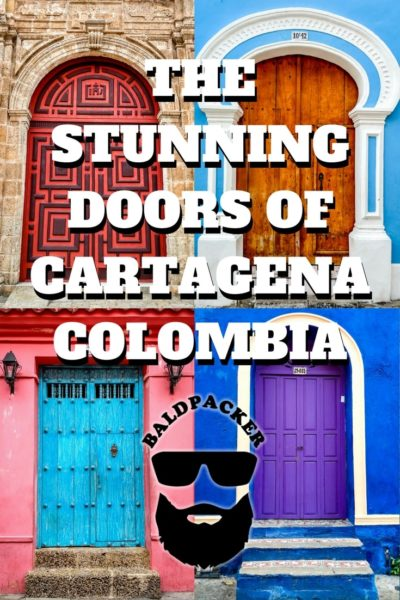 Cartagena Doors Pinterest